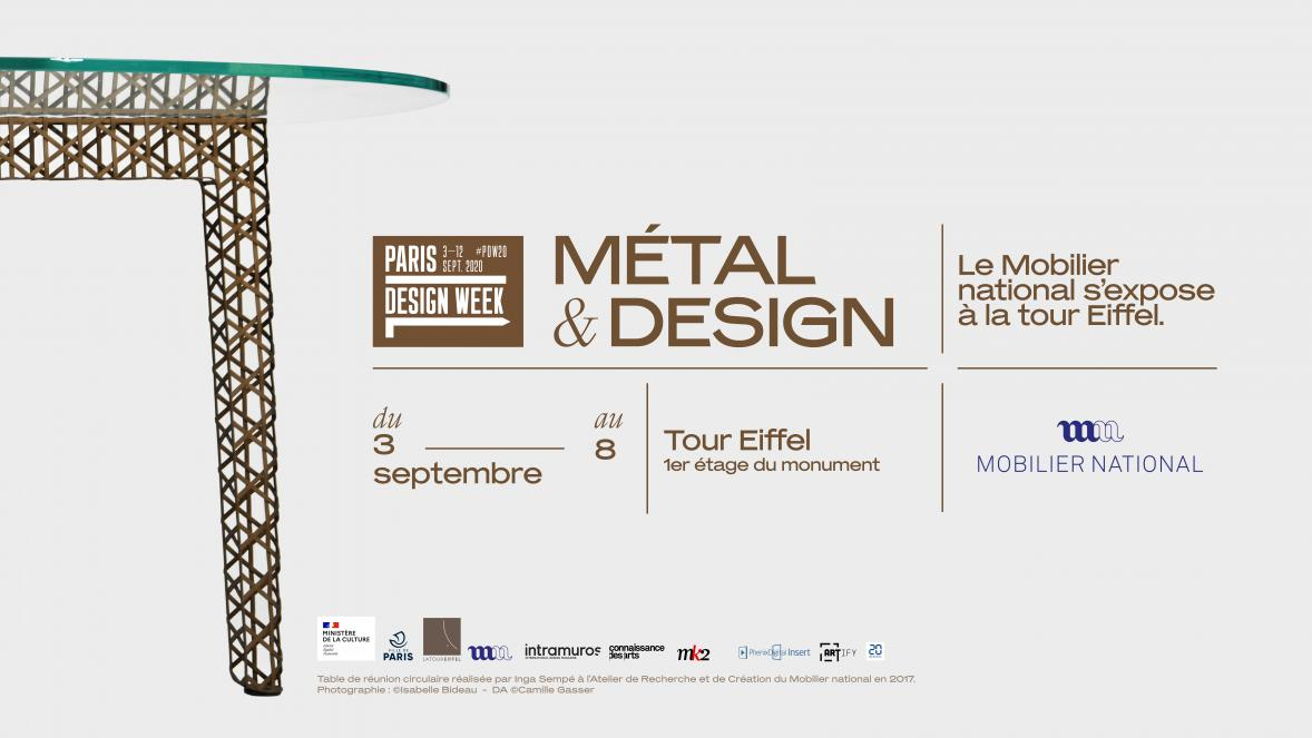 expo Mobilier national