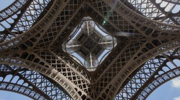 Structure tour Eiffel